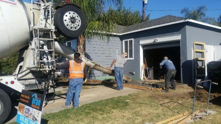 garage conversion contractor los angeles