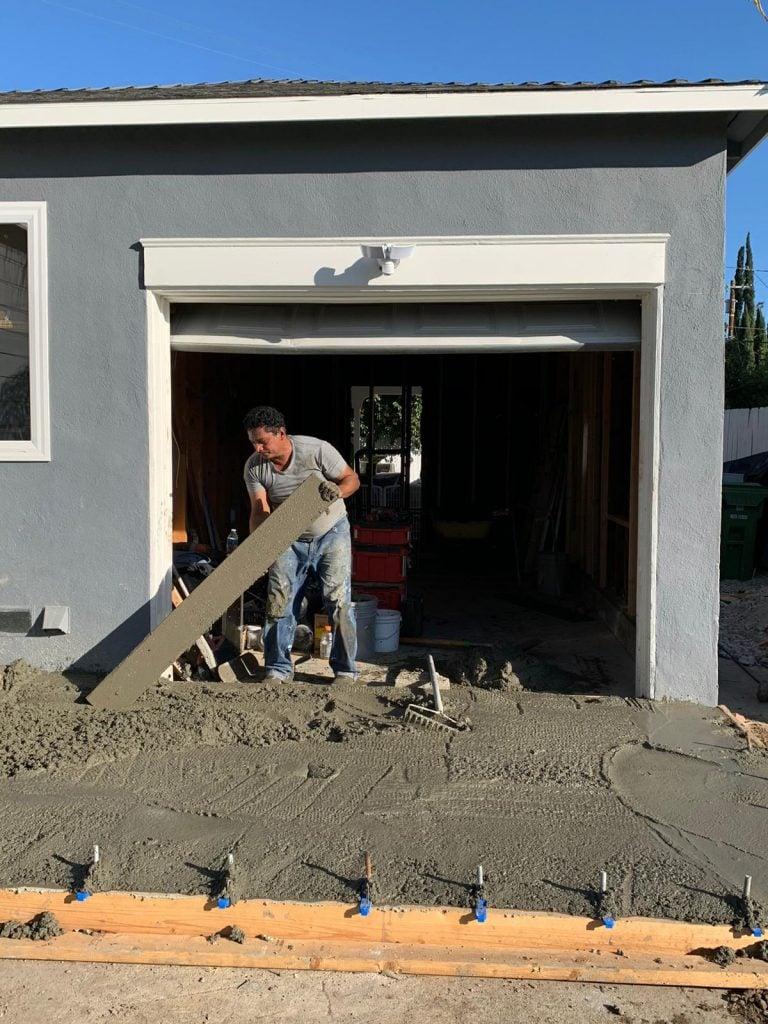 los angeles county garage conversion