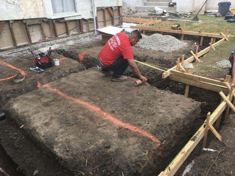 Porch Remodeling- South Pasadena