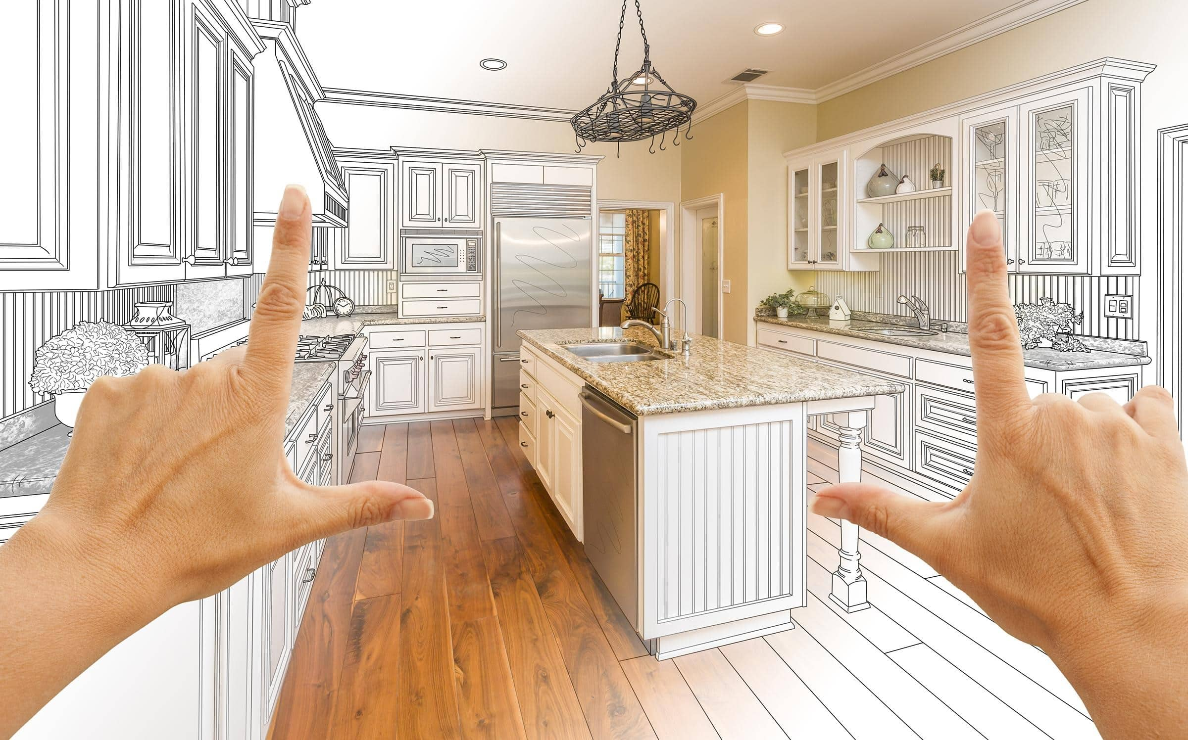 kitchen improvement ideas