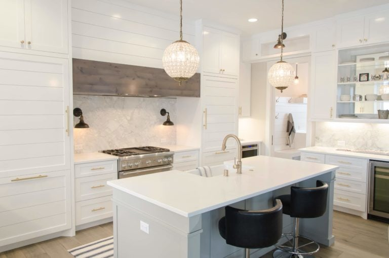 Remodetling the kitchen on a budget