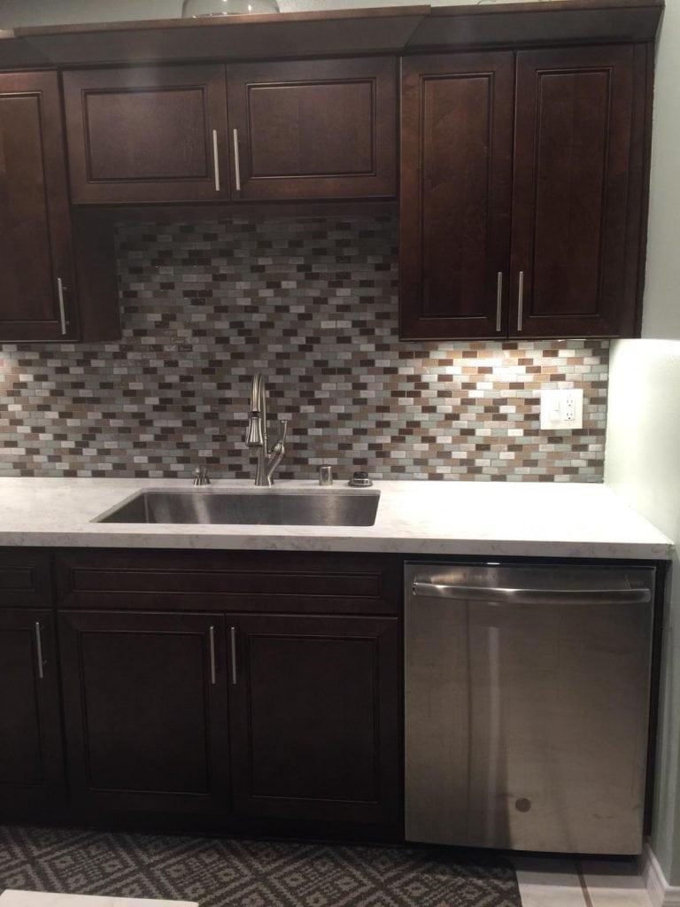 retro renovation kitchen