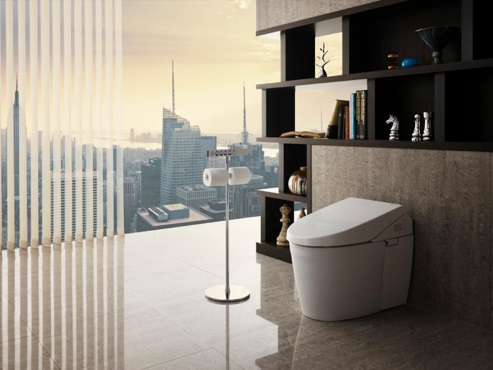 Tech-Rich Bathrooms