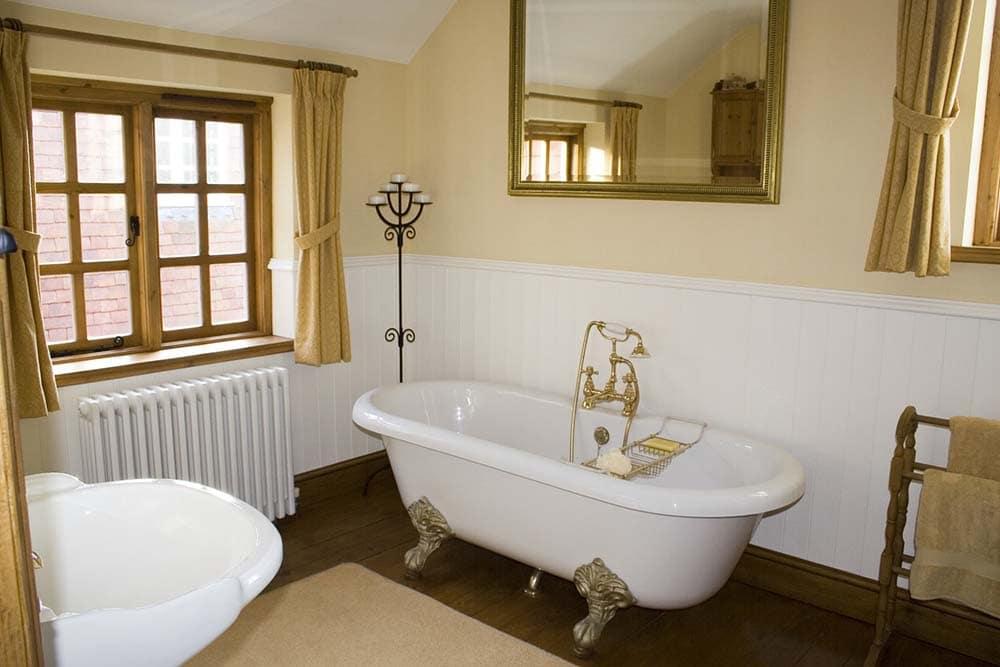 Victorian Bathroom Style