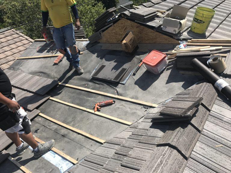 Roofing Project- Granada Hills