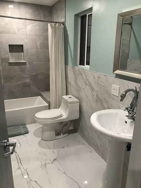 los angeles bathroom improvement contractor