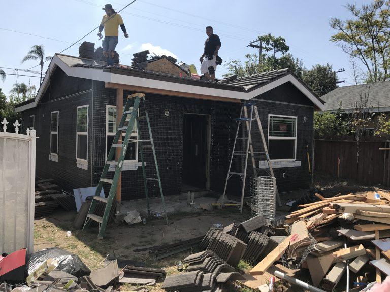 remodeling contractors los angeles
