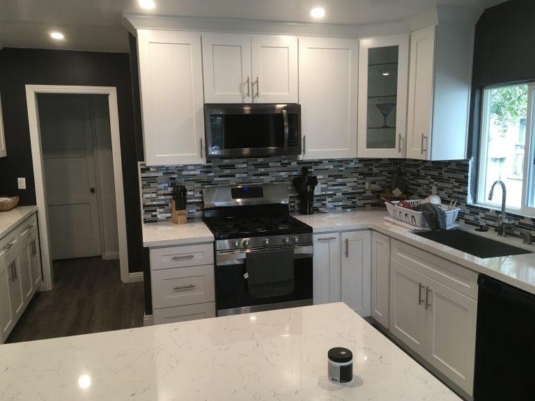 makeover kitchen