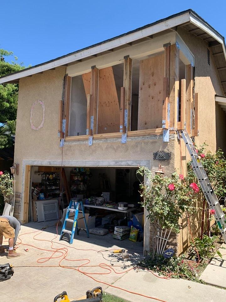 renovation los angeles california